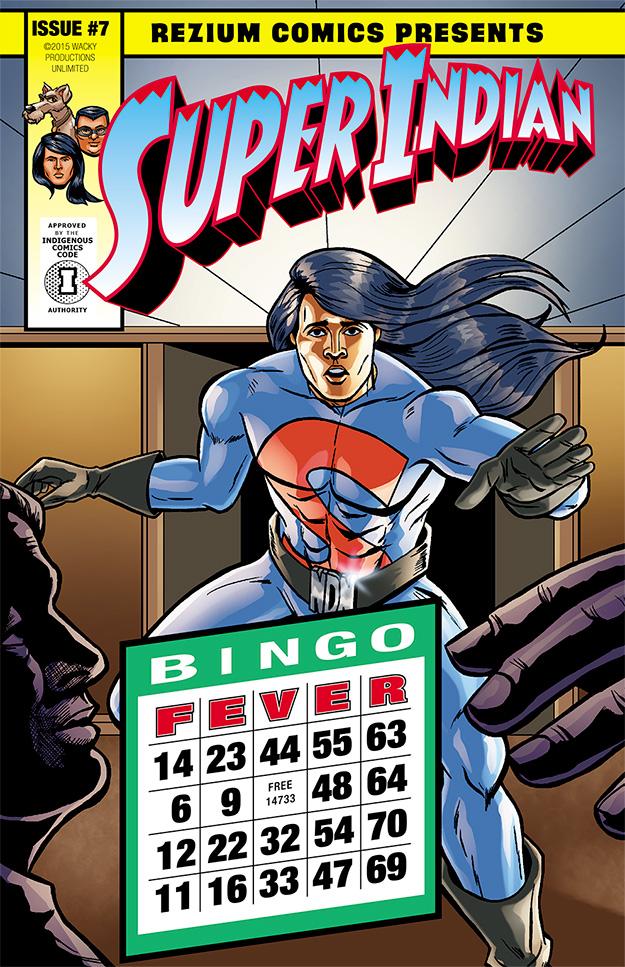 Bingo Fever #07-01